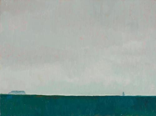 Port Latta 2010, oil on linen, 23 x 31 cm