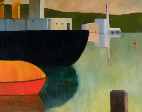 Tamar 2009 oil on linen 107 x 137 cm (Private Collection)